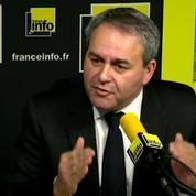 Vote des étrangers : Bertrand réclame un référendum