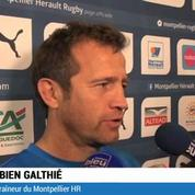 Rugby / Top 14 / Montpellier stoppe l'hémorragie
