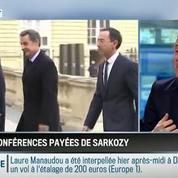 Le parti pris d'Hervé Gattegno : Nicolas Sarkozy doit cesser ses conférences pour parler aux Français !
