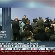 Comment aborder les annonces de Mario Draghi sur l'évolution du cours du pétrole?: Frederik Ducrozet et Benaouda Abdeddaïm –