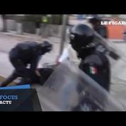 Étudiants disparus au Mexique : nouveaux heurts avec la police