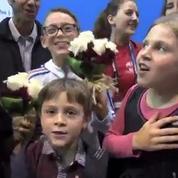 Natation / Florent Manaudou, héros des jeunes supporters français
