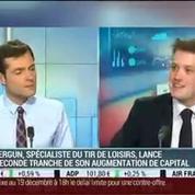 Cybergun: une augmentation de capital pour un nouveau départ: Hugo Brugiere –