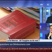 La loi Macron: de l'oxygène ou du vent ? (3/4)