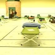 Grand froid: des gymnases pour héberger les sans-abris à Paris