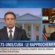 BFM Story: Etats-unis – Cuba: vers une normalisation des relations diplomatiques (3/3) –