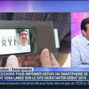 Prynt transforme votre smartphone en polaroïd: David Zhang