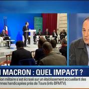 BFM Story: Loi Macron: quel sera son impact sur l'économie ?