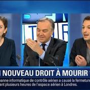 BFM Story: François Hollande relance le débat sur la fin de vie