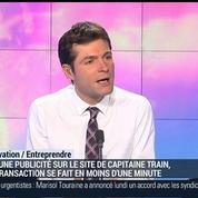 Capitaine Train lève 5,5 millions d'euros et continue de se développer: Jean-Daniel Guyot