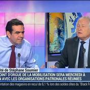 La CGPME appelle les chefs d'entreprises à manifester dans la rue: Jean-François Roubaud
