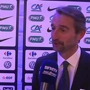 Football / Jean-Claude Blanc : Montpellier est un adversaire difficile et un club qu'on respecte beaucoup