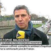 Fin du diesel à Paris: