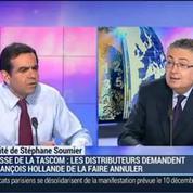 La FCD suspend les négociations sur le pacte de responsabilité: Il ne s'agit pas d'un chantage !: Jacques Creyssel