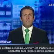 Une chaîne d'actualité australienne interrompt ses programmes pour annoncer la venue du Père Noël