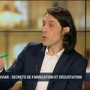 Quels sont les secrets de fabrication du caviar ?: Charles de Saint-Vincent, Armen Petrossian et Laurent Dulau (2/5)