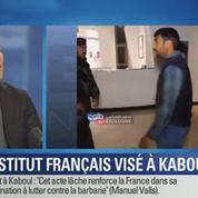 BFM Story: Afghanistan: un attentat suicide contre l'Institut français de Kaboul