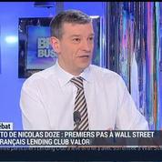 Nicolas Doze: La start-up française Lending Club menace-t-elle le secteur bancaire traditionnel ?