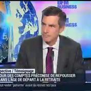 L'épargne salariale peut-elle régler le problème des retraites ?: Jérôme Dedeyan