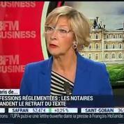 Le Paris de Catherine Carely, présidente de la Chambre Interdépartementale des Notaires de Paris