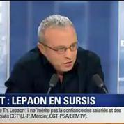 BFM Story: Thierry Lepaon doit-il démissionner? –