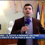 Fabien Engelmann: Madame Da Silva voulait la place de maire d'Hayange