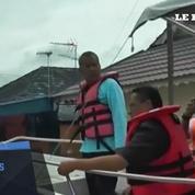 Inondations record en Malaisie, près de 100 000 personnes évacuées