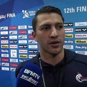 Natation / Le bronze pour Perez Dortona