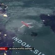 Un avion de la compagnie AirAsia disparait en plein vol