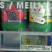 Des étiquettes pour les produits à consommer rapidement