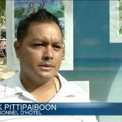 10 ans du tsunami: cérémonies de commémorations à Phuket