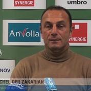 Football / Der Zakarian : La coupe de la Ligue, très importante pour nous