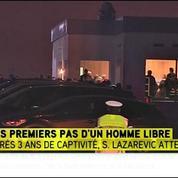 La fausse annonce de l'arrivée de l'ex-otage Serge Lazarevic sur iTélé
