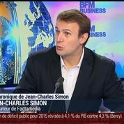 Jean-Charles Simon: Va-t-on profiter de la chute des cours du pétrole ?