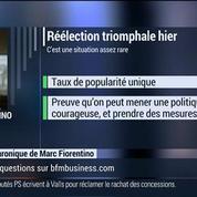 Marc Fiorentino: Réélection d'Angela Merkel à la tête de la CDU: C'est elle qu'il nous faut pour redresser la France!