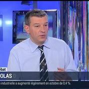 Nicolas Doze: La France est-elle menacée par la déflation ?