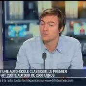 Matinale spéciale autour de la loi Macron: Les auto-écoles ont été sorties du projet de loi sur l'activité: Alexandre Chartier