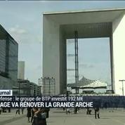 Eiffage va rénover l'Arche de La Défense