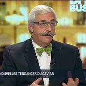 Quelles sont les nouvelles tendances en matière de caviar ?: Charles de Saint-Vincent, Armen Petrossian et Laurent Dulau (3/5)