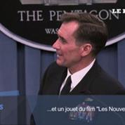 Noël : l'étonnante question d'une petite fille à un amiral du Pentagone