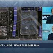 Alcaltel-Lucent est de retour au premier plan: Michel Combes –