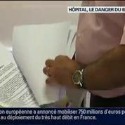 7 jours BFM: Hôpital, le danger du burn-out