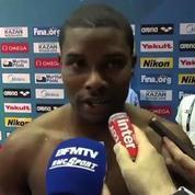 La France en argent sur 4x50m 4 nages