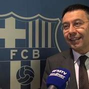 EXCLU RMC SPORT / Bartomeu : Le PSG est candidat pour être champion d'Europe