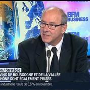 Cavissima: Le vin, c'est un placement plaisir: Thierry Goddet