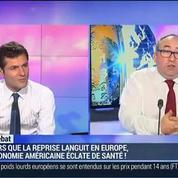 Emmanuel Lechypre: Relance économique: pourquoi les Etats-Unis repartent-ils et pas l'Europe? –