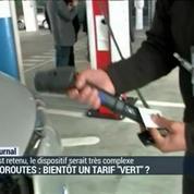 Autoroutes : bientôt un tarif vert ?