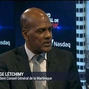 Destination touristique: La Martinique, l'invitée des Nations Unies: Serge Létchimy (1/4) –