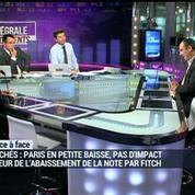 La minute d'Olivier Delamarche : Europe : quand les grands espoirs font des flops