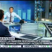 Le Club de la Bourse: Jérôme Vinerier, Stéphane Prevost et Alexandre Baradez